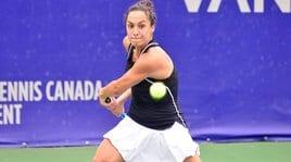 Tennis, Vancouver: la Trevisan si arrende alla Doi