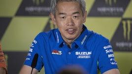 MotoGp, la Suzuki sprona i suoi piloti: «Più costanza»