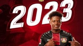 Bailey rinnova con il Bayer Leverkusen fino al 2023