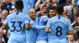 Premier League, Manchester City a valanga: 6-1!