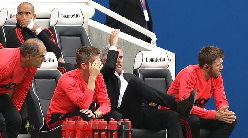Premier League, Brighton-Manchester United 3-2: Mourinho è già a -3 dalle rivali