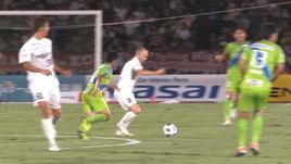 J-League, il meglio di Iniesta contro lo Shonan Bellmare