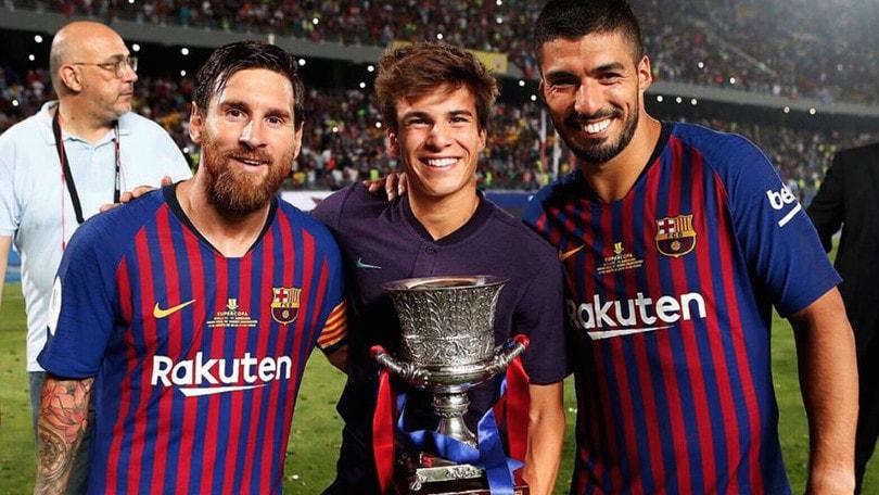 Riqui Puig, il Barcellona blinda l'allievo di Xavi: costa 100 milioni