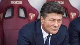 Serie A Torino, Mazzarri non parla. Petrachi: «Rischiava una lunga squalifica»