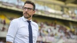 Di Francesco: «Dzeko ha questi colpi. Roma, niente limiti»