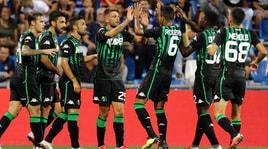 Serie A, Sassuolo-Inter 1-0: Berardi su rigore, Spalletti ko alla prima