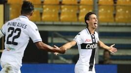 Serie A: Parma-Udinese 2-2, Empoli-Cagliari 2-0 e Bologna-Spal 0-1