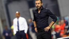 Serie A Sassuolo, De Zerbi: «Battere l'Inter serve per l'autostima»