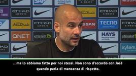 Guardiola punge: