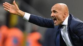 Spalletti: «Inter ko per un rigore. Il campo ha influito»