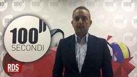I 100 secondi di Pasquale Salvione: Vola la Roma di Dzeko e Kluivert