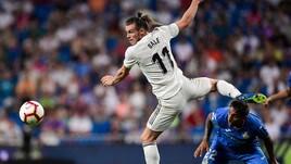 Il Real Madrid vince anche senza Cristiano Ronaldo: 2-0 al Getafe