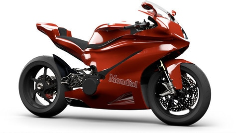Mondial Moto: arriva la sportiva con motore a 5 cilindri