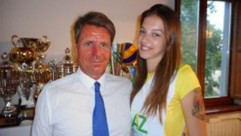 Volley: A2 Femminile, Orvieto al completo con Monzio Compagnoni