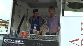 Nibali pronto per la Vuelta