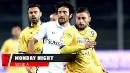 Atalanta-Frosinone, stasera primo Monday Night