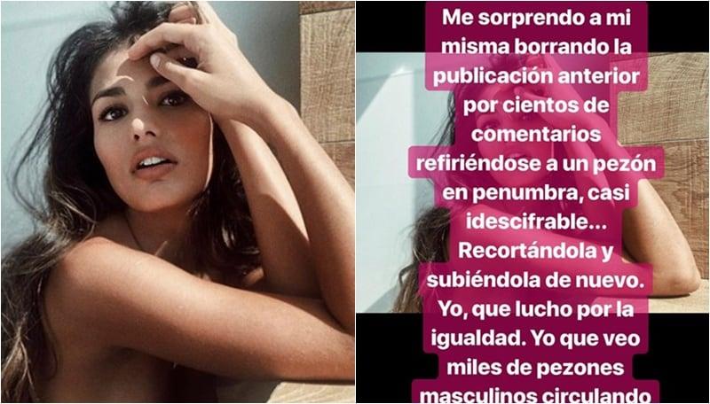 Lady Isco, la foto incriminata che infiamma Instagram