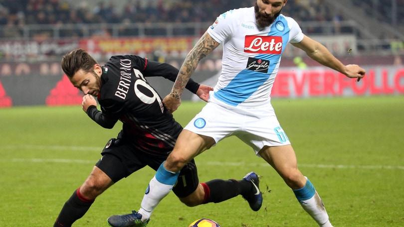 Calciomercato Sampdoria, Tonelli: «Dopo il Napoli ho voglia di riscatto»