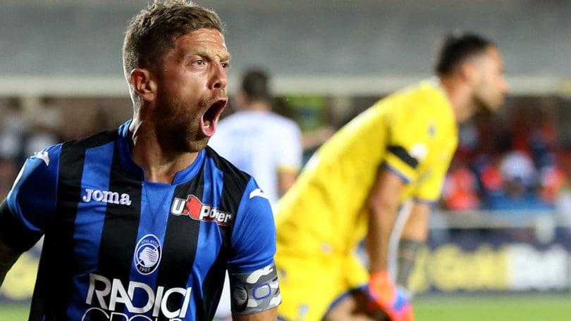 Atalanta, Gomez come De Rossi: non indossa la fascia da capitano della Lega