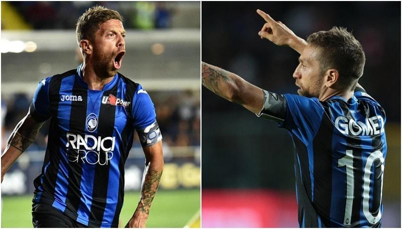 Atalanta-Frosinone, Gomez infrange l'obbligo e indossa la sua fascia da capitano