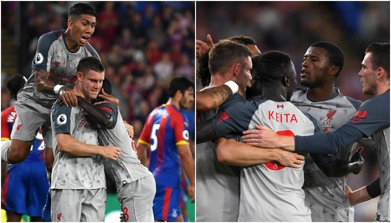 Il Liverpool vince tra le polemiche contro il Crystal Palace