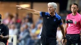 Serie A Atalanta, Gasperini: «Ora pensiamo all'Europa»