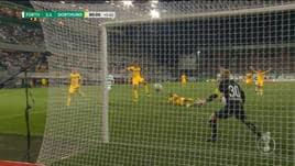 DFB, gol di Witsel al debutto col Borussia