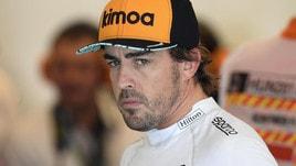 F1 McLaren, Alonso: «Mi sento fresco e motivato»