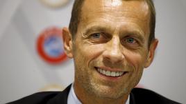 Uefa: Figc conferma sostegno a Ceferin