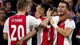 Champions League, Ajax e Benfica favorite per i gironi