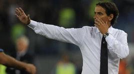 Lazio, l'incubo black-out. Inzaghi dà la scossa