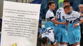 Lazio, caso volantini in curva: la Figc apre un'inchiesta