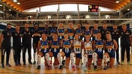 Volley: l'Under 19 supera ancora il Camerun