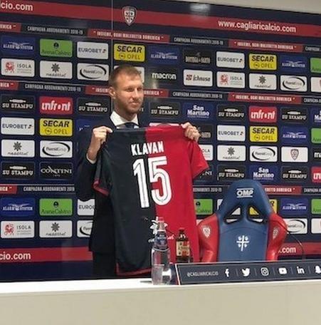 Cagliari: Klavan, Maldini il mio modello