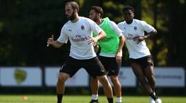 Milan, Higuain corre verso il Napoli: l'esordio al San Paolo