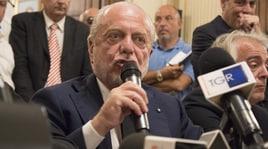 De Laurentiis: Il Bari presto in A. Un uccellino mi ha detto...
