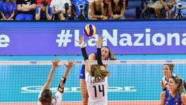 Volley: Elena Pietrini non parteciperà alla Gloria Cup