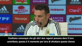 Scaloni: