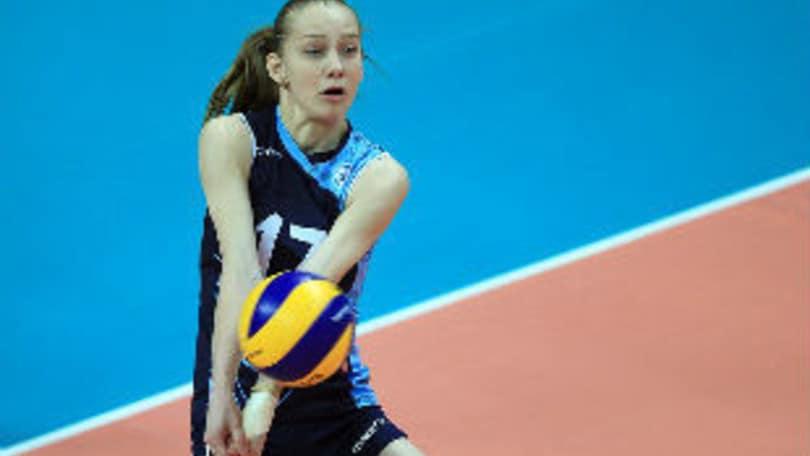 Volley: A2 Femminile, Olbia chiude col botto: Olesya Nikolaeva