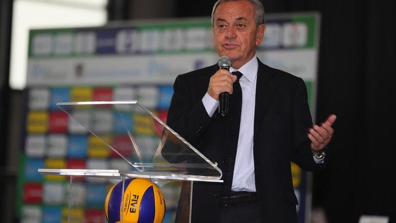 Volley: Carlo Magri si è dimesso dalla Giunta del Coni