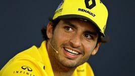 F1 Renault, Sainz: «Sono concentrato su quest'anno»