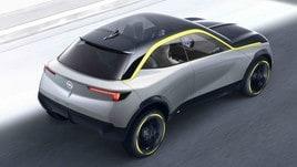 Opel GT X Experimental: arriva il SUV elettrico