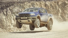 Nuovo Ford Ranger, il Raptor per l'Europa