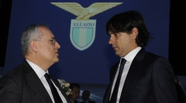 Lazio, furia Lotito contro Inzaghi: «Ti lamenti sempre, decido io»