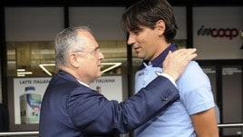 Lotito, sfuriata al telefono con Inzaghi: «Ti lamenti sempre!»