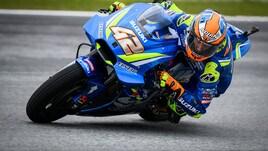 MotoGp Suzuki, Cazeaux: «Silverstone si adatta alla nostra moto»