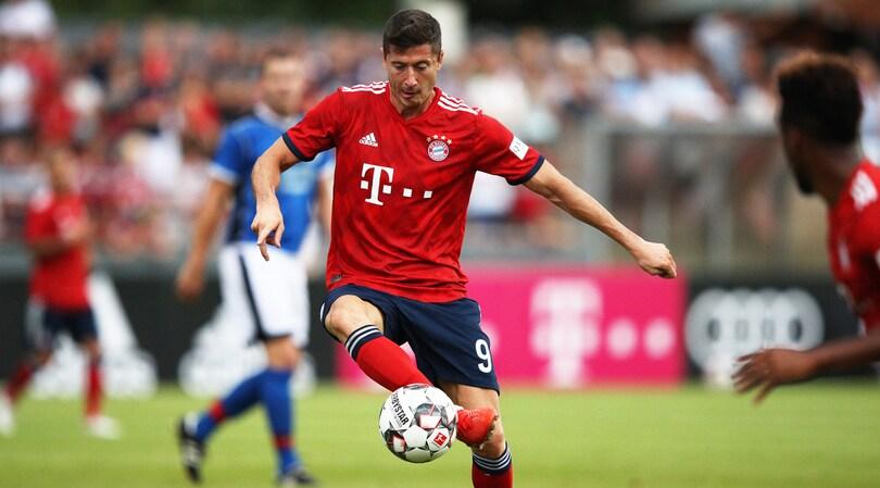 Bayern Monaco, Lewandoski: «Resto, ma il club non mi ha difeso»