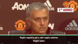 Mourinho - Da uomo felice a...depresso?