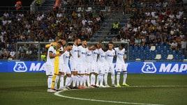 Crollo ponte: Serie A con maglia «Genova nel cuore»