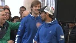 Coppa Davis, prima edizione a Madrid